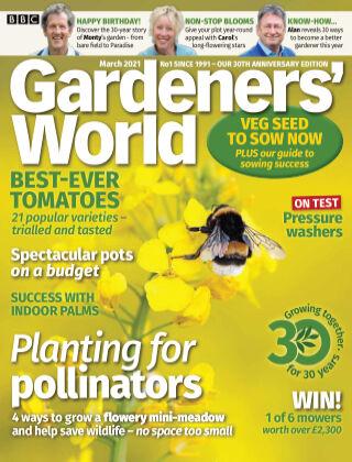 BBC Gardeners World March2021