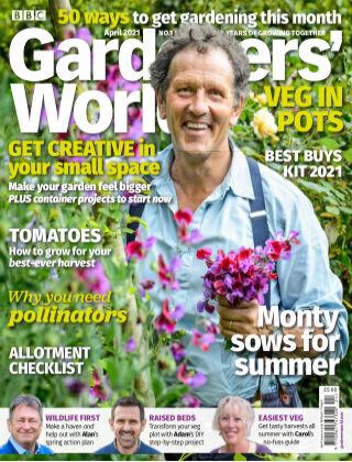 BBC Gardeners World April2021