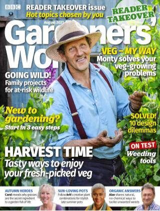 BBC Gardeners World August2021