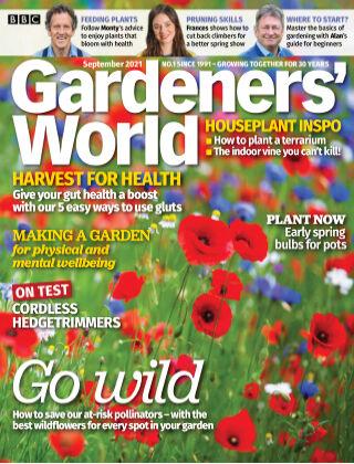 BBC Gardeners World September2021