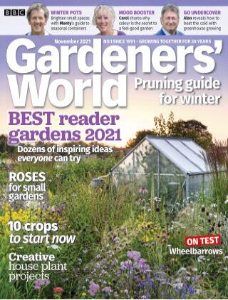 BBC Gardeners World November2021