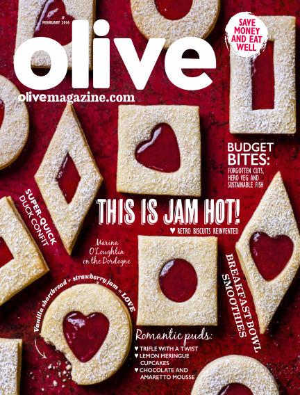 Olive January 29, 2016 00:00