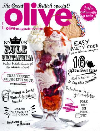 Olive June 2016