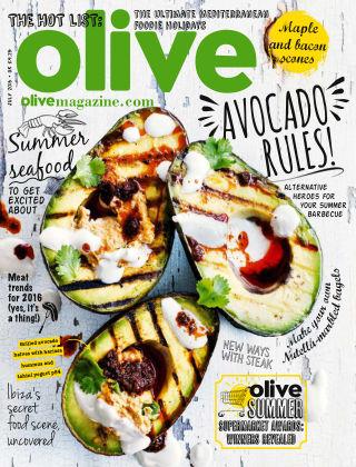 Olive July 2016