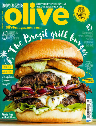 Olive August 2016