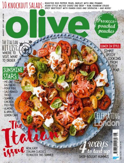 Olive July 11, 2017 00:00