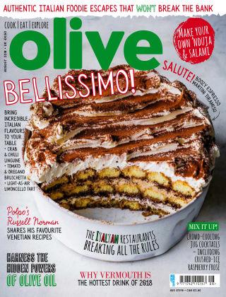 Olive Aug 2018