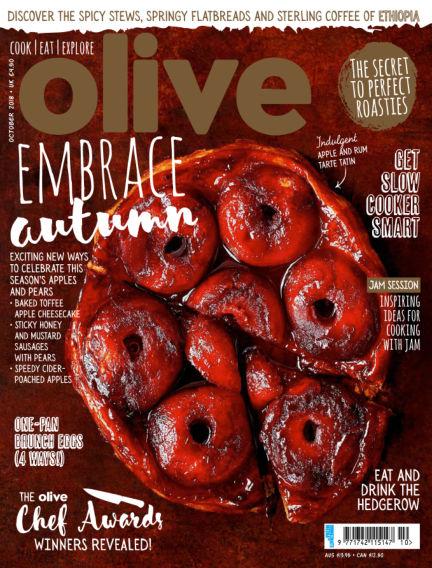 Olive September 28, 2018 00:00