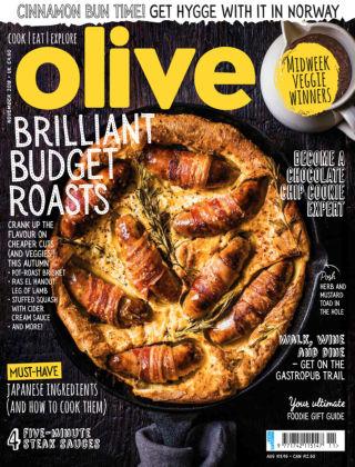 Olive Nov 2018