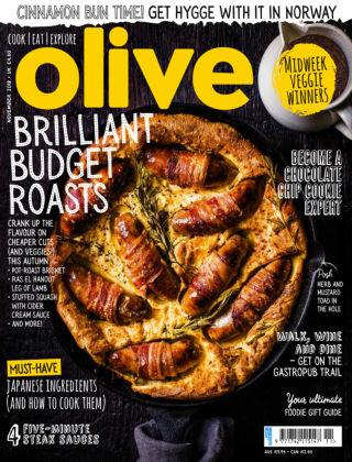 Olive November2018