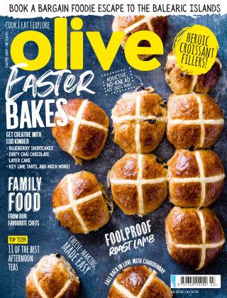Olive Easter2019