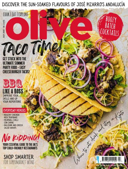 Olive July 02, 2019 00:00