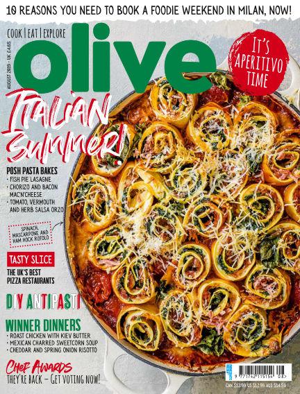 Olive July 30, 2019 00:00