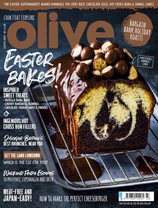 Olive Easter2020