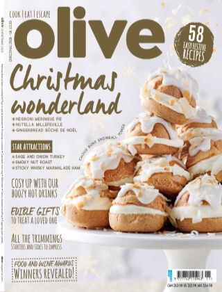 Olive Christmas2020