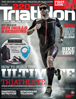 220 Triathlon Jan 2015
