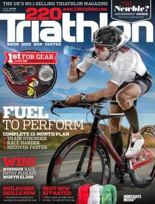 220 Triathlon Feb 2015