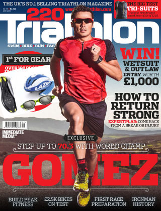 220 Triathlon May 2015