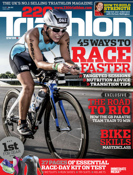 220 Triathlon April 28, 2015 00:00