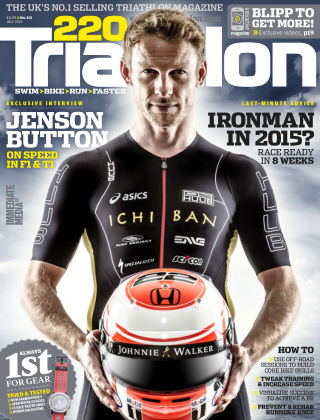 220 Triathlon Jul 2015