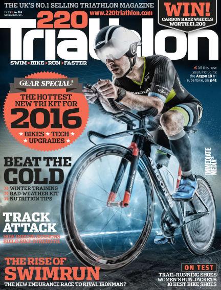 220 Triathlon October 13, 2015 00:00