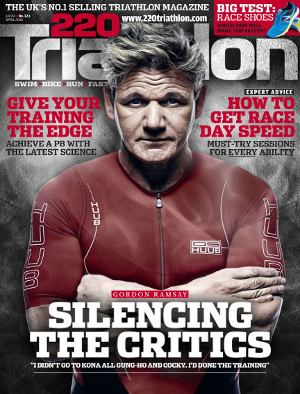 220 Triathlon March 01, 2016 00:00