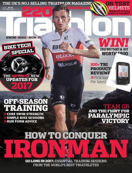 220 Triathlon October 07, 2016 00:00