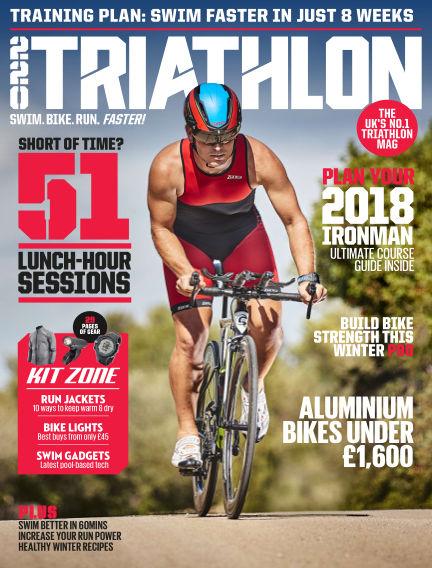 220 Triathlon November 08, 2017 00:00