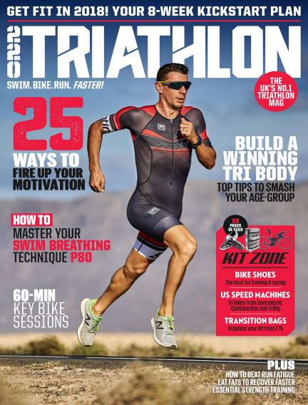220 Triathlon January 03, 2018 00:00