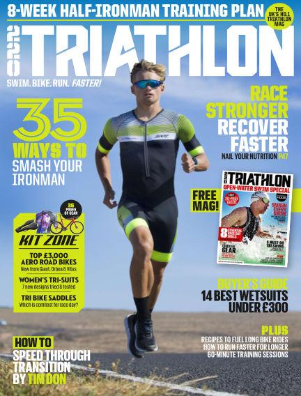 220 Triathlon May 17, 2018 00:00