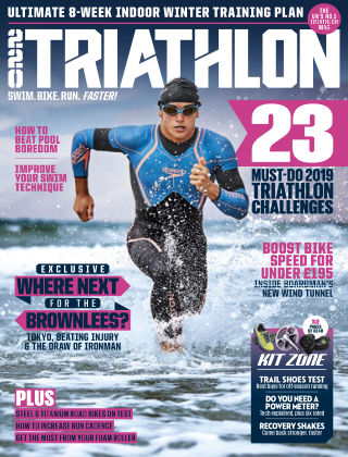 220 Triathlon January 2018