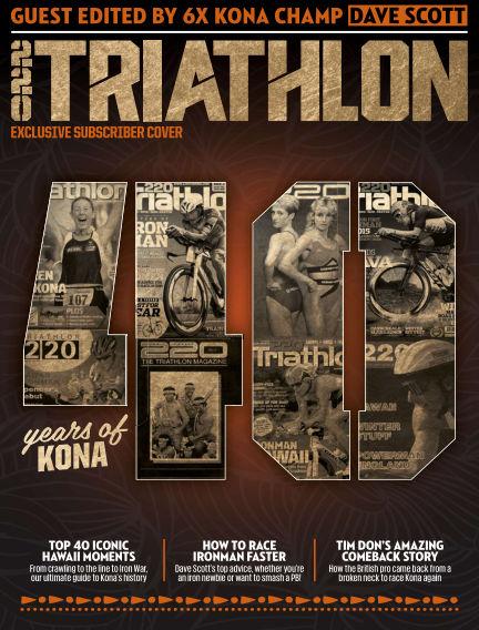 220 Triathlon November 01, 2018 00:00