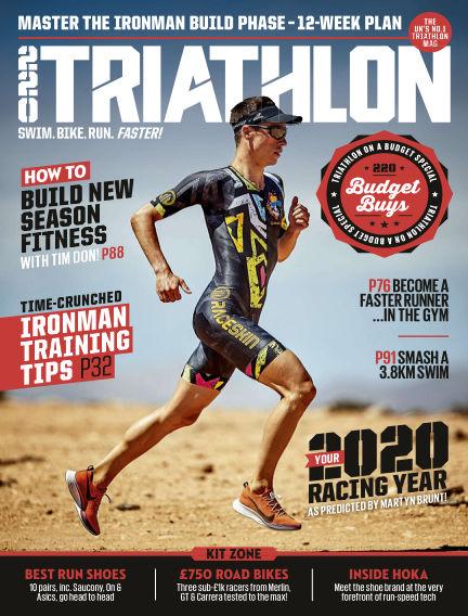220 Triathlon January 23, 2020 00:00