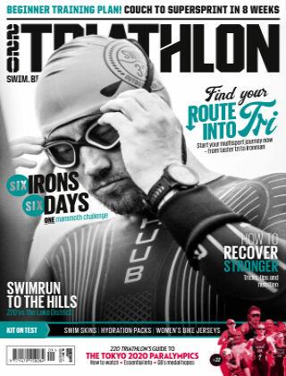 220 Triathlon September2021