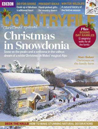 BBC Countryfile Christmas 2014
