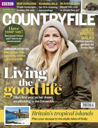 BBC Countryfile Jan 2015
