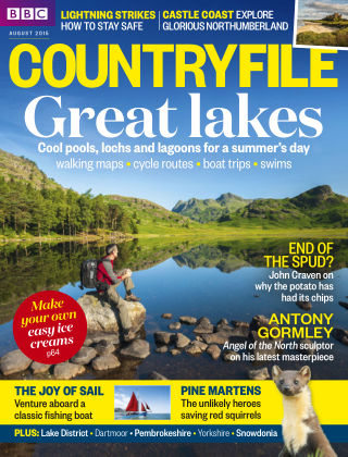 BBC Countryfile Sept 2015