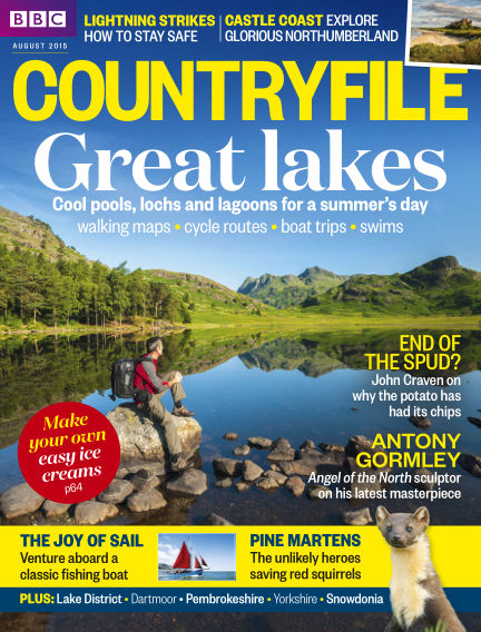 BBC Countryfile August 07, 2015 00:00