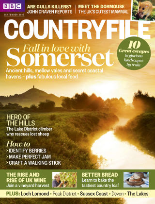 BBC Countryfile Sep 2015