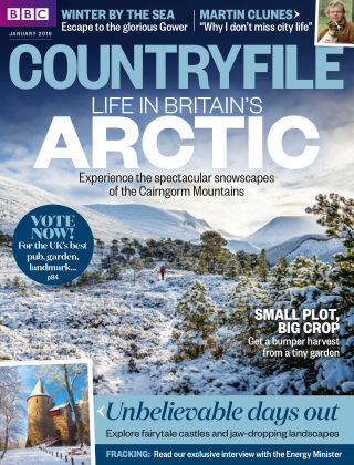 BBC Countryfile Jan 2016