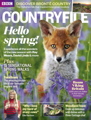 BBC Countryfile April 2016
