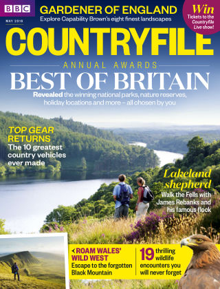 BBC Countryfile May 2016