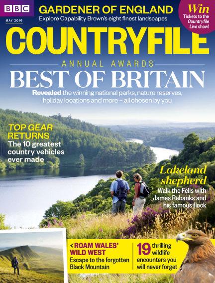 BBC Countryfile April 08, 2016 00:00