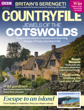 BBC Countryfile June 2016