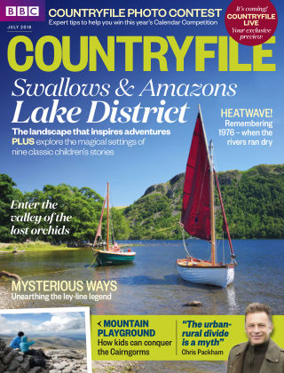 BBC Countryfile July 2016