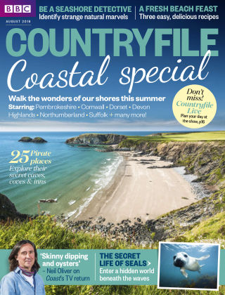 BBC Countryfile Aug 2016