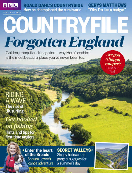 BBC Countryfile August 05, 2016 00:00