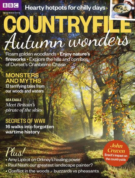 BBC Countryfile October 31, 2016 00:00