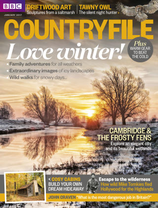 BBC Countryfile January 2017