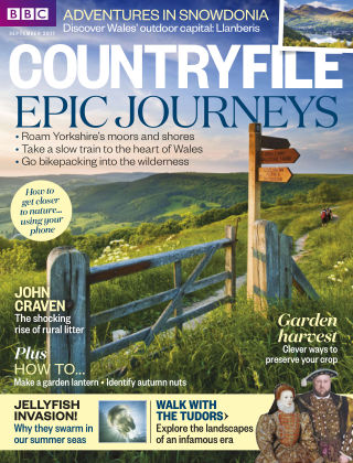 BBC Countryfile September 2017